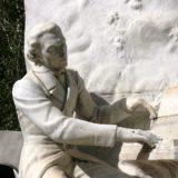 ショパン 記念碑